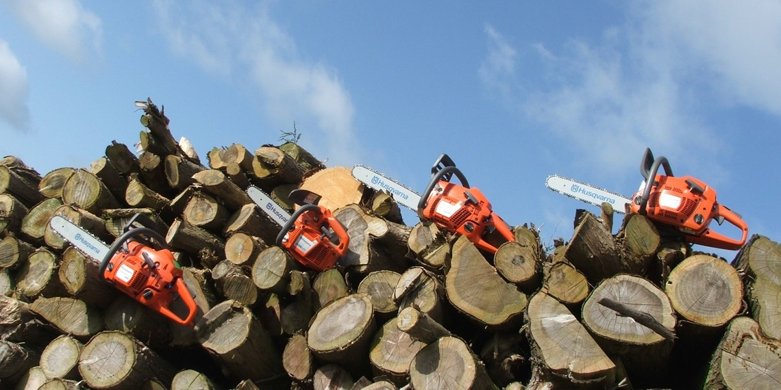 Husqvarna Chainsaws starting from £135.00 inc
