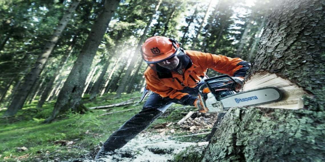Husqvarna 550xp saw