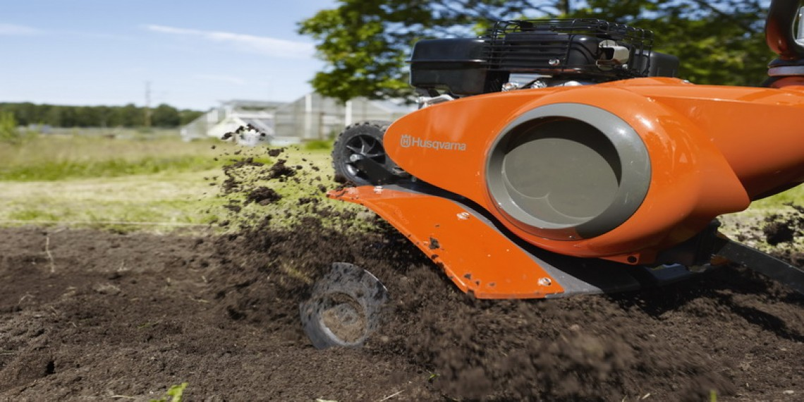 Husqvarna Tillers Available